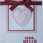 CARD: Hearts a Flutter Valentine Part III