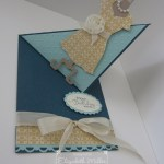 """CARD: Twisted Easel """"Dress Up"""" card from Liz"""