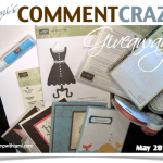 WIN!! May Give-away & April Winner Drawn