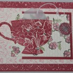 CARD: Tea Shoppe Tea Bag