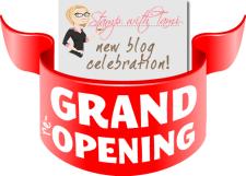 new blog grand opening