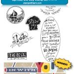 NEW: Spread the Joy stamp – Design Contest Winner