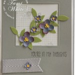 CARD: Off the Grid Flowers of Sympathy