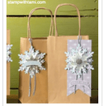 VIDEO: Festive Flurry Gift Tags from the Holiday Catalog