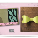 VIDEO: New Gift Bow Bigz Die