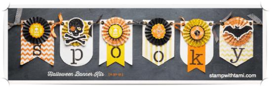 halloween banner kits