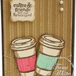 CARD: Perfect Blend Coffee Cups