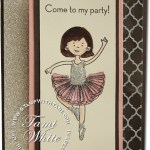 CARD: Come to My Party – Invitation