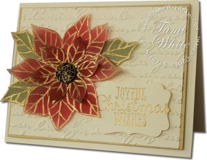 joyful christmas stampin up
