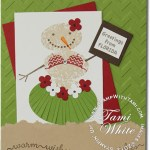 CARD: Snow Day Card plus a Special Trip to Stampin Up
