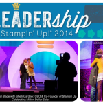 Stampin Up Leadership Event Recap and Videos