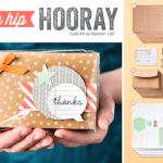 NEW KIT: Hip Hip Horray Card Kit