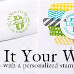 NEW: New Personalized Stamps – Order Online