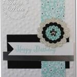 CARD: SAB: Petal Parade Birthday