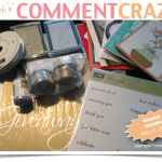 """WIN! Comment Craze """"Blog Candy"""" thru May 22"""