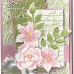 CARD: Beautiful Secret Garden from Donna