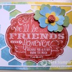 CARD: Friends Forever Fun