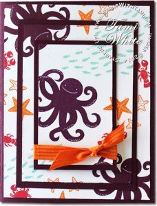 video sea street in triple time technique stampin up demonstrator tami white stamp with. Black Bedroom Furniture Sets. Home Design Ideas