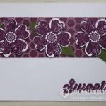 CARD: Sweet Flower Shop