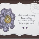 VIDEO: Blendabilities featuring Bloom with Hope stamp set
