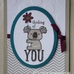 CARD: Cutie Patootie Kind Koala