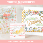 New Photopolymer Set: You're Wonderful