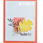 CARD: For All Things Fall Beauty