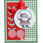 CARD: Get Your Santa On Christmas fun