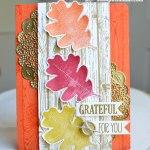 BLOG HOP: Grateful for You Card
