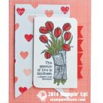 SNEAK PEEK: The Essence of Love Card