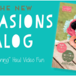 VIDEO: 2015 Stampin Up Occasions & SAB Catalog Haul