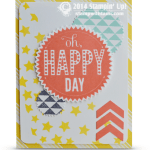 CARD: Oh Happy Day Starburst