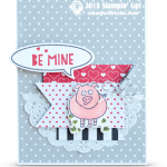 BLOG HOP: Valentine's Day Theme Stamp It Hop