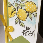 CARDS: A Happy Thing Stamp Set Idea Smorgasbord