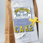 CARDS: Big Day Stamp Set Idea Smorgasbord