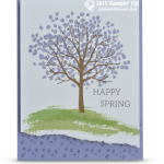 CARD: Happy Spring from the Sheltering Tree
