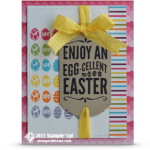 CARD: Enjoy an Egg-Cellent Easter