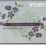 CARD: Congratulations Wedding Card