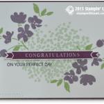 CARD: Congratulations Wedding Card