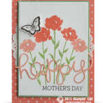 BLOG HOP: Stamp It Demo Group Mother's Day Theme