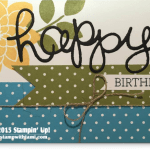 CARD: Crazy About You Birthday