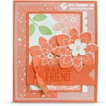 CARD: Crazy About You Great Friend