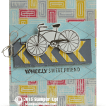 CARD: Wheely Sweet Friend