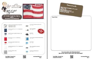 screen - american flag