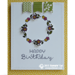 BLOG HOP: Designer Series Paper Fun