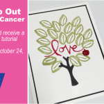 FUNDRAISER: Help us Stamp Out Breast Cancer – Free Tutorial
