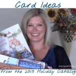 VIDEO: Sharing my Holiday Catalog Swap Card Ideas