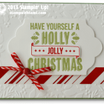CARD: Have Yourself a Holly Jolly Christmas