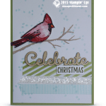 CARD: Celebrate Christmas – Joyful Season