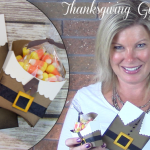BLOG HOP & VIDEO: Thanksgiving Pilgrim Box and Card Set